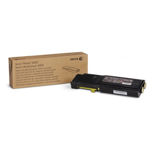 Xerox 106R02247 yellow toner original