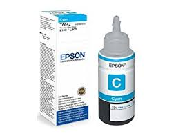 Epson T6642 cyan ink original Epson