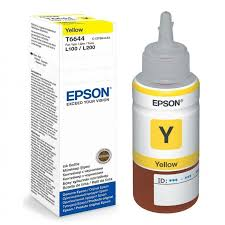 Epson T6644 yellow ink original Epson