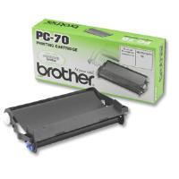 Brother PC-70 Cassette Including 144 Sheet Ribbon Original
