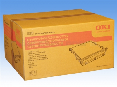 OKI 43363412 transfer belt original