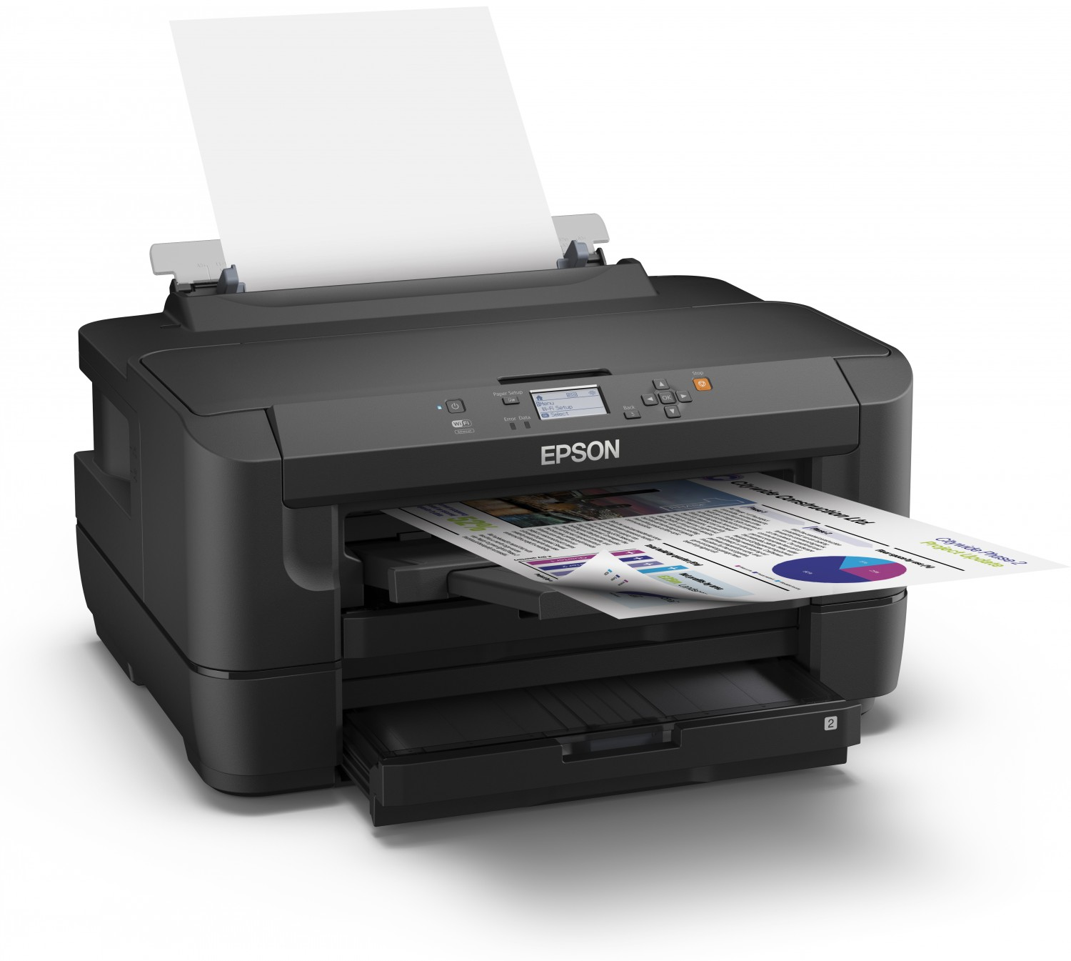Epson WorkForce A3 WF-7710 DWF Wireless Printer