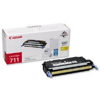Canon 711 Yellow Toner Cartridge Yield 6000 Pages Original