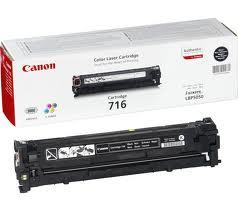 Canon 716 Black Toner Original