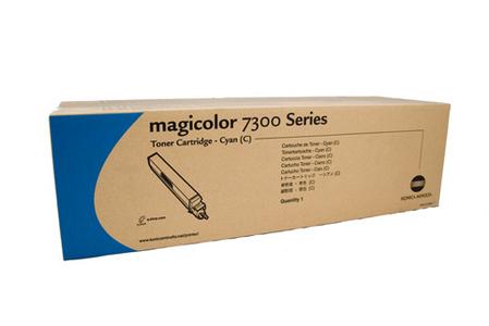 Konica Minolta Magicolour 7300 Cyan Original