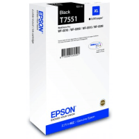 Epson T7551 high capacity black ink cartridge Original