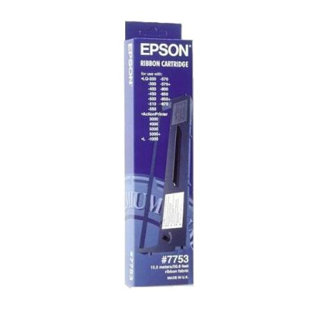 Epson S015633 black ink ribbon original