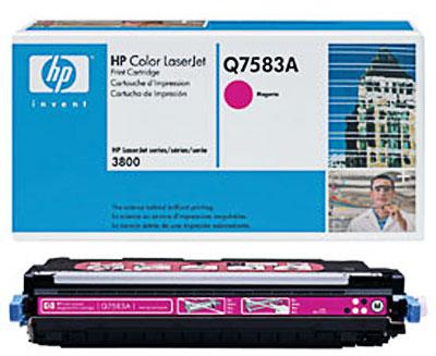 HP Q7583A Magenta Toner Original