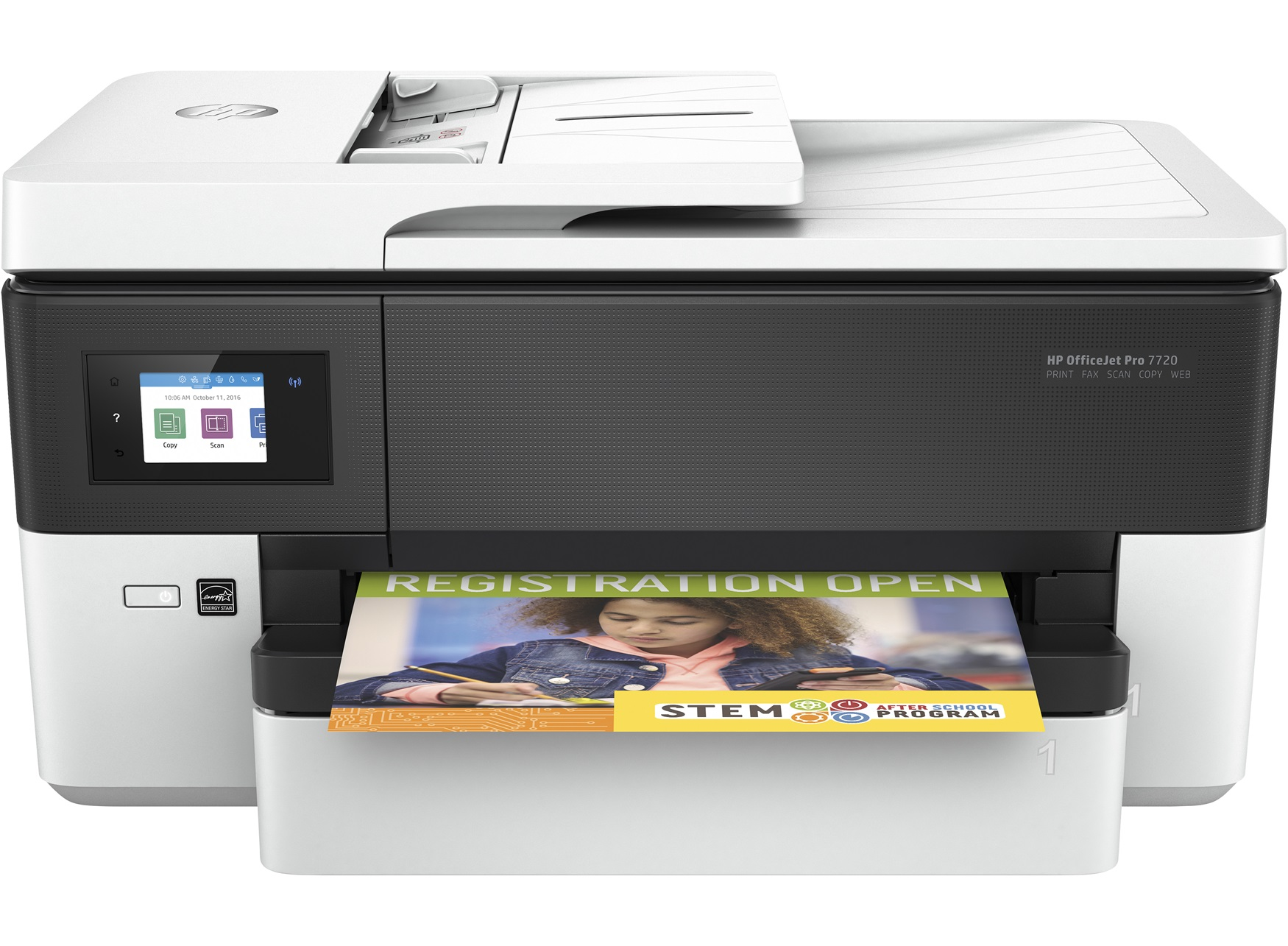 HP Officejet 7720 Wide Format A3 All inOne Inkjet Printer Wireless