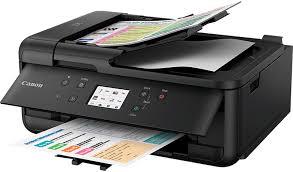 Canon PIXMA TR7550 4 In One Print Copy Scan Fax