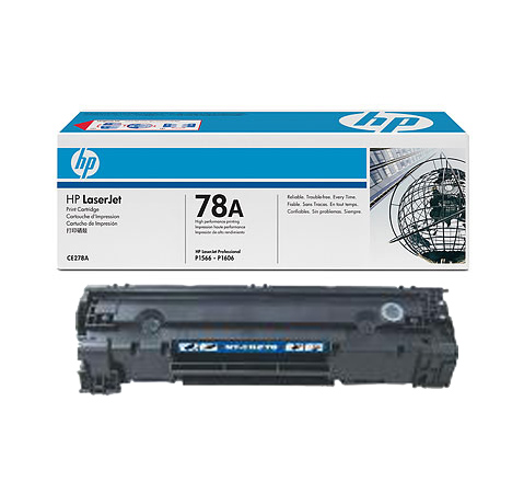 HP CE278A Black Toner Original