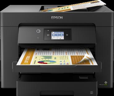 Epson WorkForce WF-7830DTWF A3 Printer