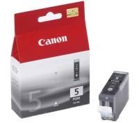 Canon PGI-5BK black ink cartridge original Canon
