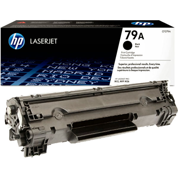 HP 79A CF279A black toner original