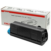 OKI 44574802 high-cap black toner ORIGINAL
