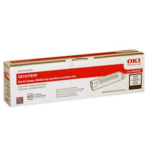 Oki 44059108 Black Toner Original