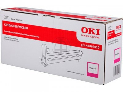 Oki 44064010 Magenta Drum Unit Original