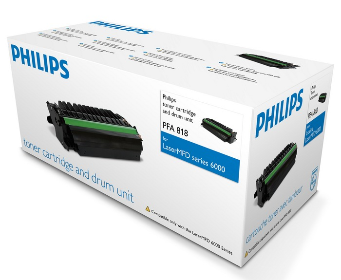 Philips PFA-818 black toner ORIGINAL