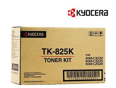 Kyocera TK-825K black toner original