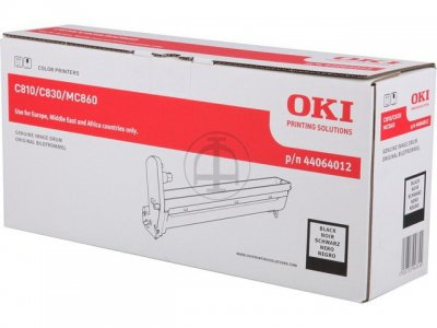 Oki 44064012 Black Drum Unit Original
