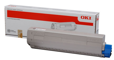 OKI 44844505 yellow toner Original OKI