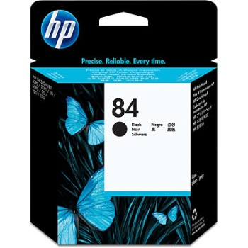 Hp 84 Black ink Cartridge Original