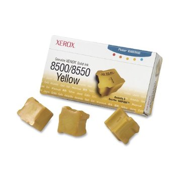Xerox 108R00725 yellow Solid Ink 3-pack original