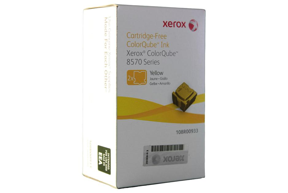 Xerox 108R00933 yellow solid ink Original