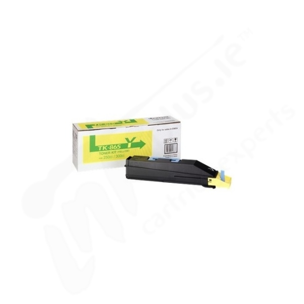 Kyocera TK-865Y yellow toner original