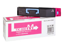 Kyocera TK-880M magenta toner original
