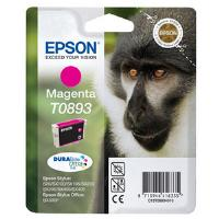 Epson 893 Magenta Ink Cartridge Original