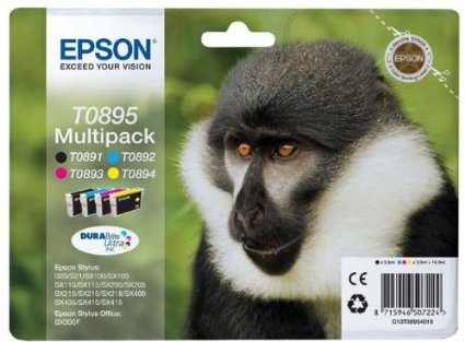 Epson T0895 multipack original