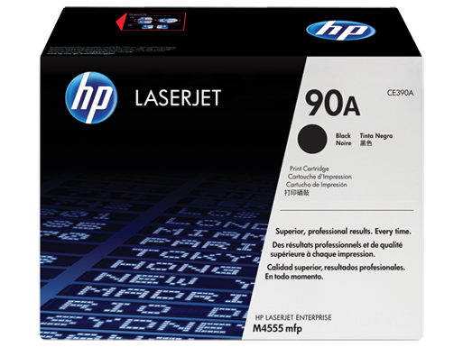 HP CE390A  black toner ORIGINAL