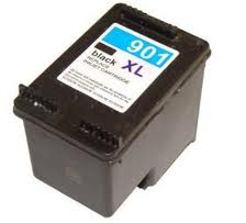 Compatible For HP - Hp 901 Black ink Cartridge - HP 901 XL