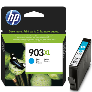 HP 903XL cyan high-cap ink cartridge original HP