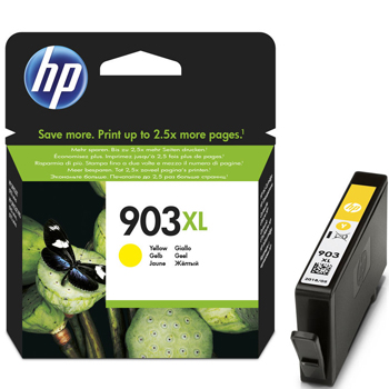 HP 903XL yellow high-cap ink cartridge original HP