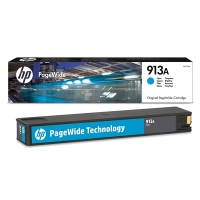 HP 913A cyan ink cartridge original HP
