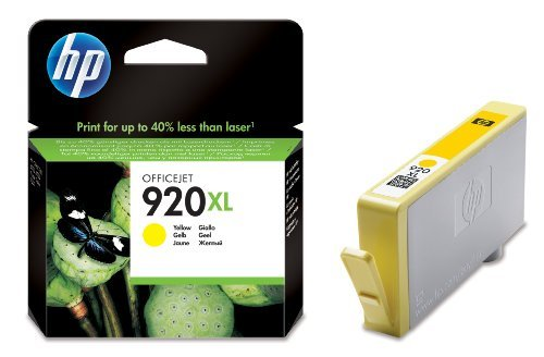 Hp 920 Yellow Ink Cartridge Original XL