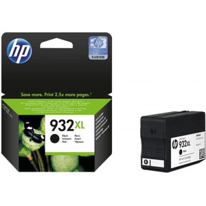 HP 932XL high-cap black ink cartridge ORIGINAL