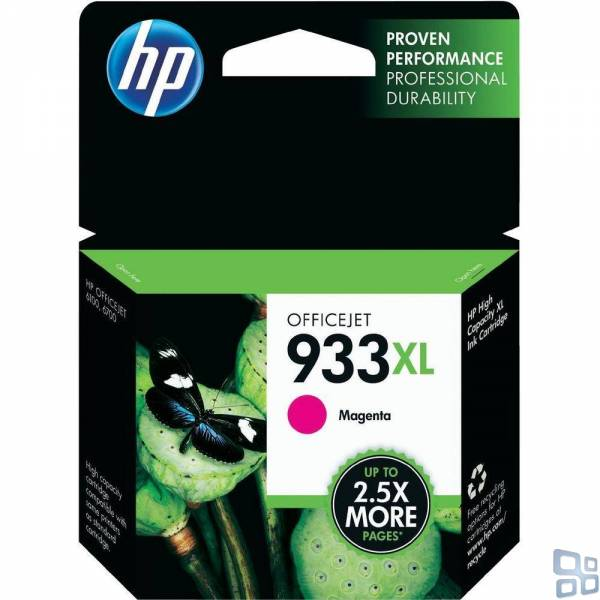 HP 933XL Magenta high-cap magenta ink cartridge ORIGINAL