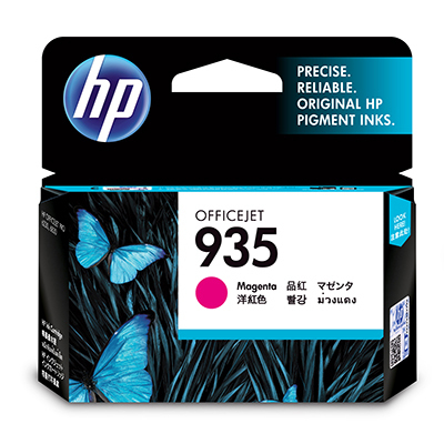HP 935 C2P21AE magenta ink cartridge original HP