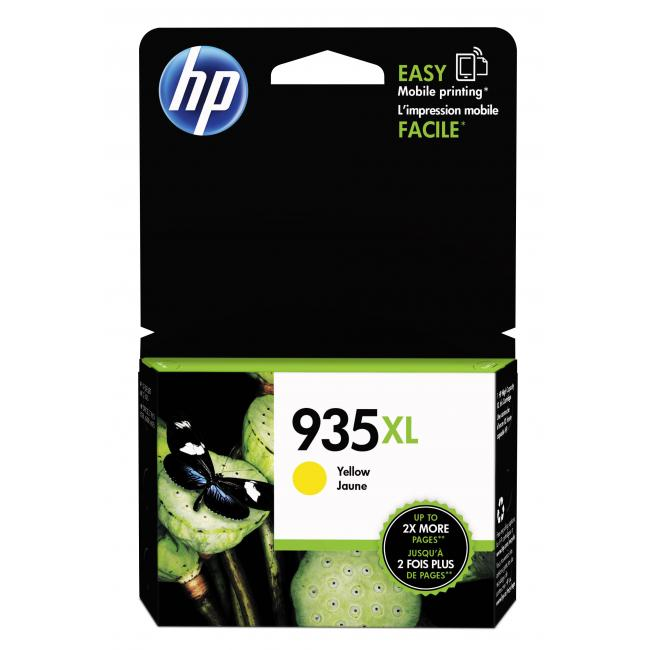HP 935XL yellow high-cap ink cartridge Original HP