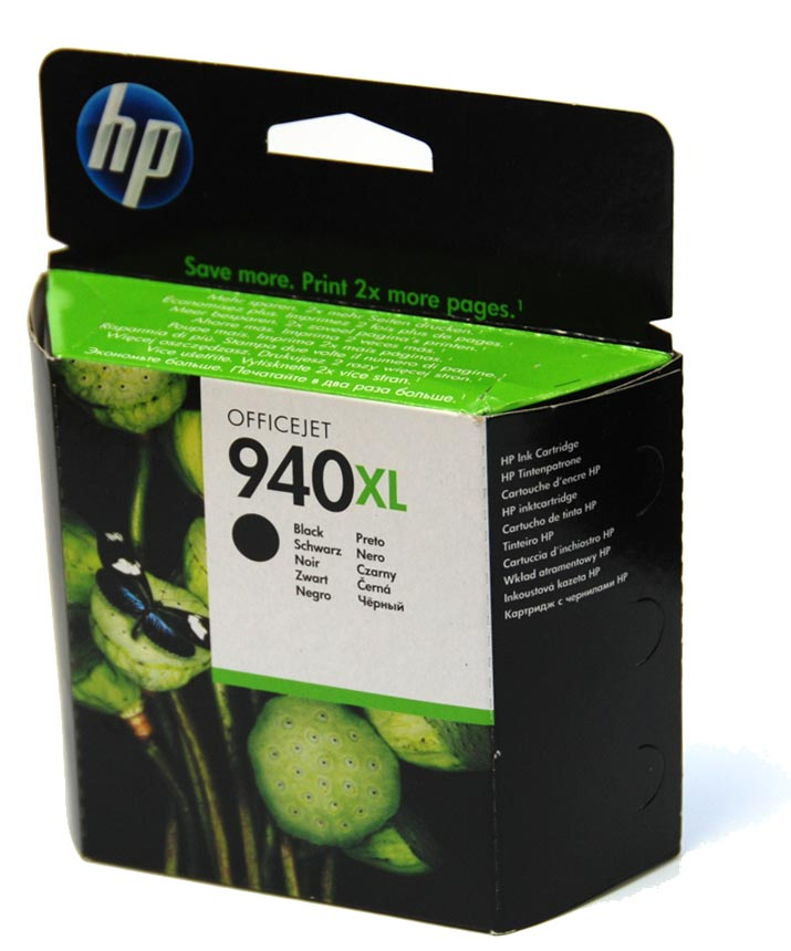 Hp 940 Black XL Ink Cartridge Original