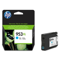 HP 953XL cyan ink cartridge high capacity original