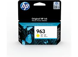 HP 963 yellow ink cartridge original