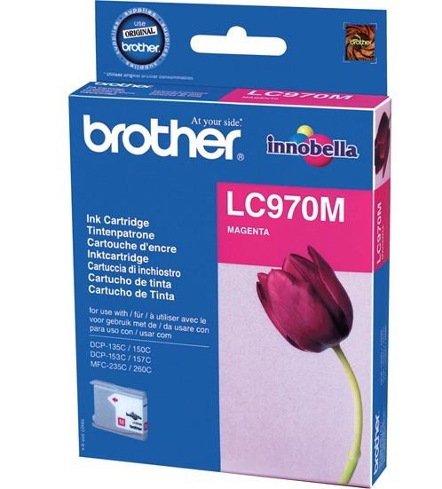 Brother LC-970 Magenta Ink Cartridge Original