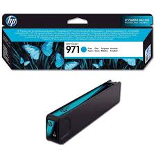 HP 971XL cyan high-cap ink cartridge Original HP