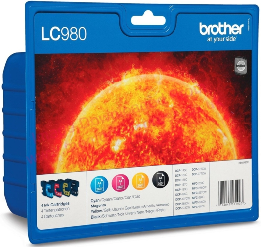 Original Brother 980 Multi pack Original