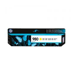 HP 980 yellow ink cartridge original D8J09A