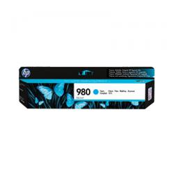 HP 980 cyan ink cartridge original D8J07A
